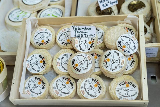 geitenkaas pelardon Languedoc