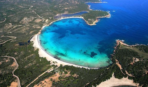 Rondinara mooiste stranden Corsica