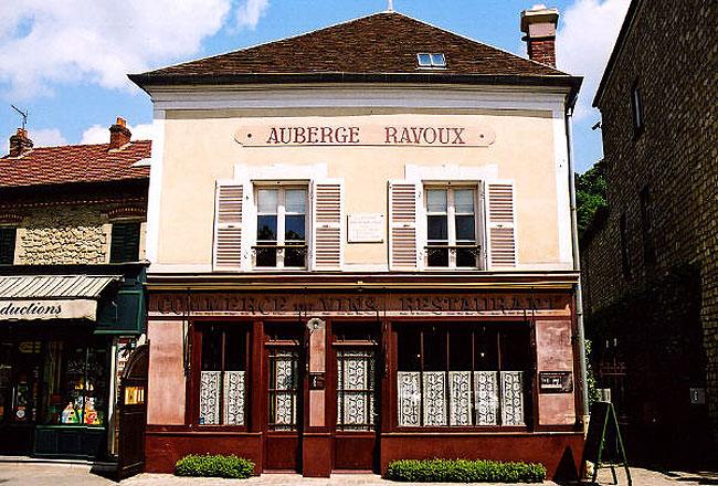 Auberge Ravoux in Auvers sur Oise