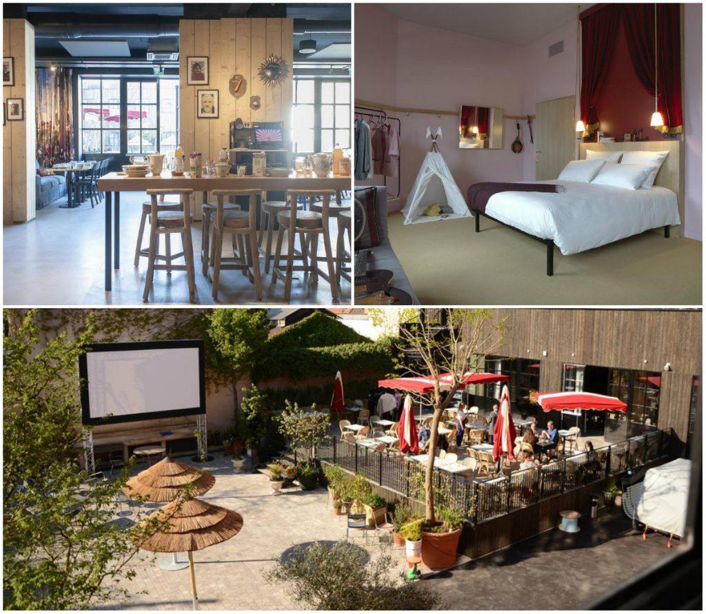 kindvriendelijke hotels in parijs. Black Bedroom Furniture Sets. Home Design Ideas