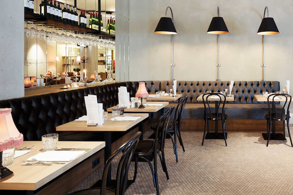 Brasserie Bardot in Breda Franse restaurants in Nederland