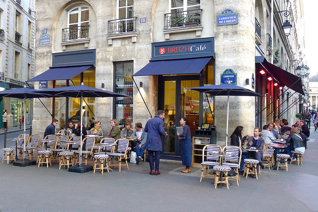Creperie Parijs Breizh Odeon