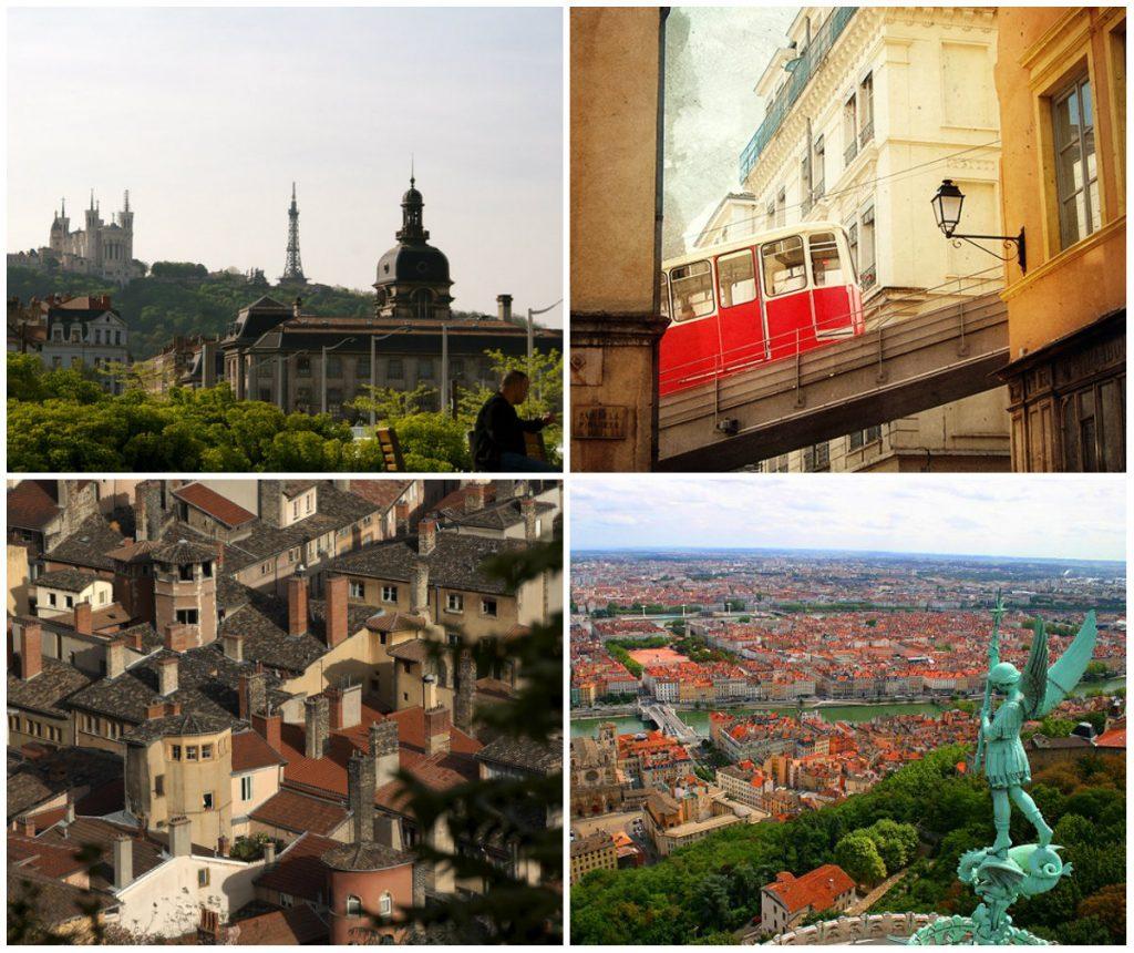 Lyon stedentrip weekend weg mooiste wijken Fourviere