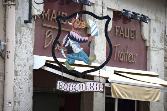 boodschappen doen in parijs, stedentrip weekend slager