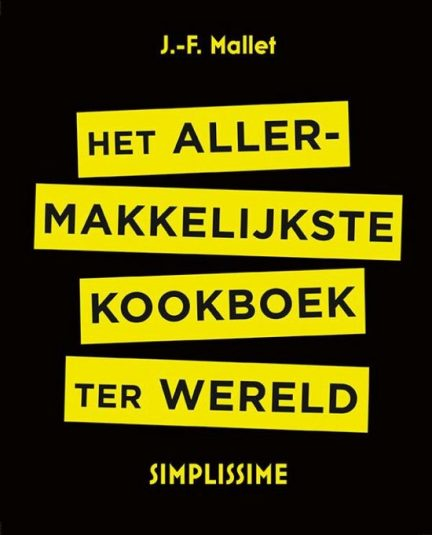 Frans kookboek bestseller 6 ingredienten