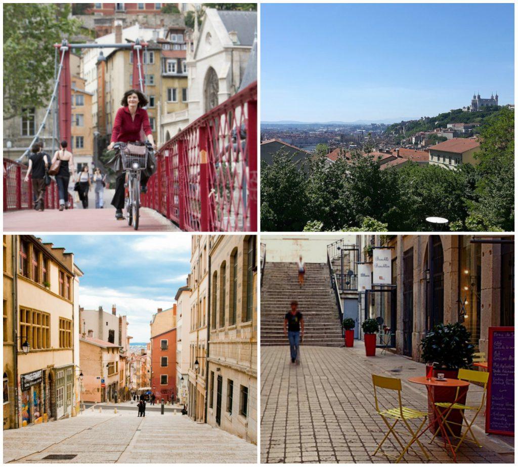 Lyon stedentrip weekend weg mooiste wijken La Croix-Rousse