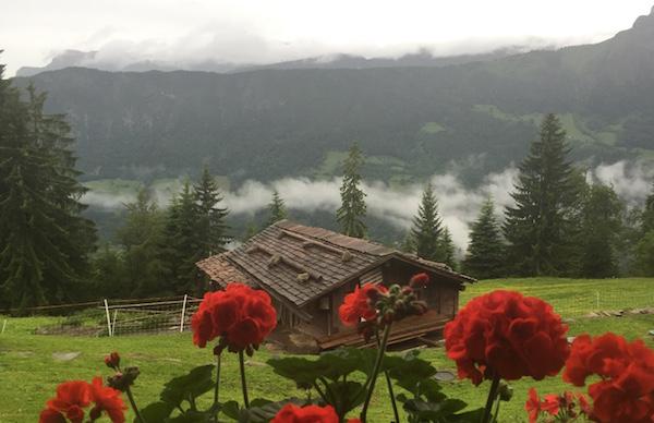 B&B La Ferme des Vonezins Franse Alpen Haute-Savoie