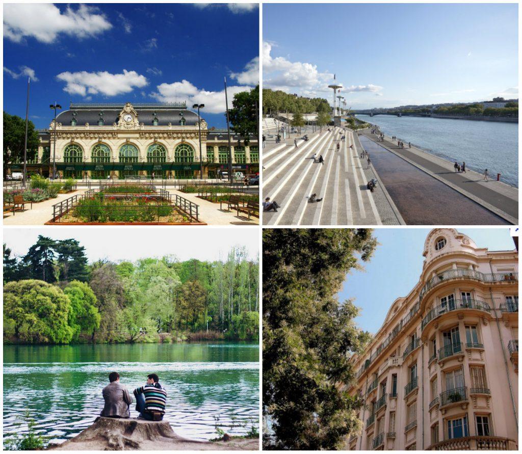 Lyon stedentrip weekend weg mooiste wijken Les Brotteaux