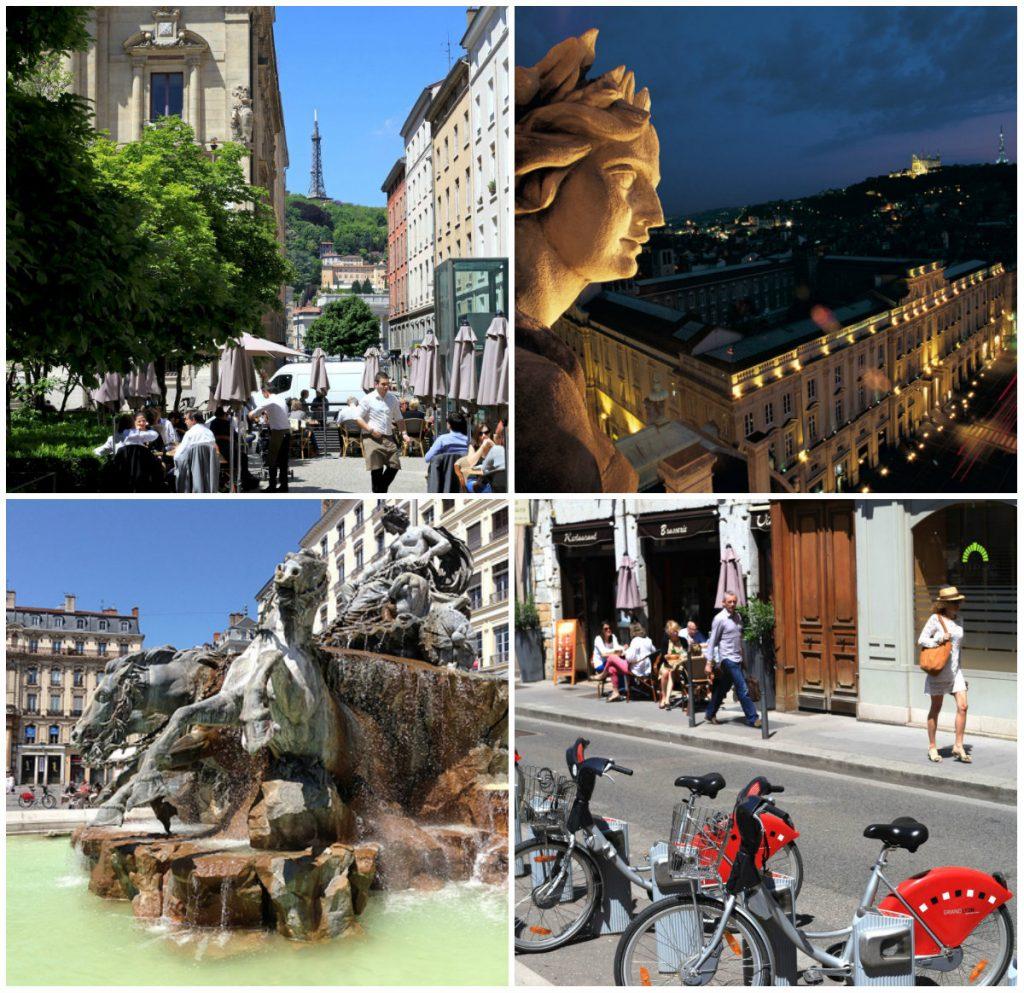 Lyon stedentrip weekend weg mooiste wijken Presqu'ile