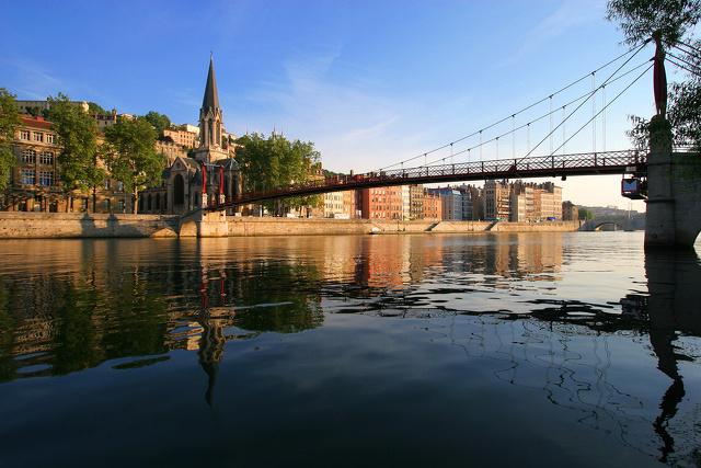 Lyon stedentrip weekend weg mooiste wijken