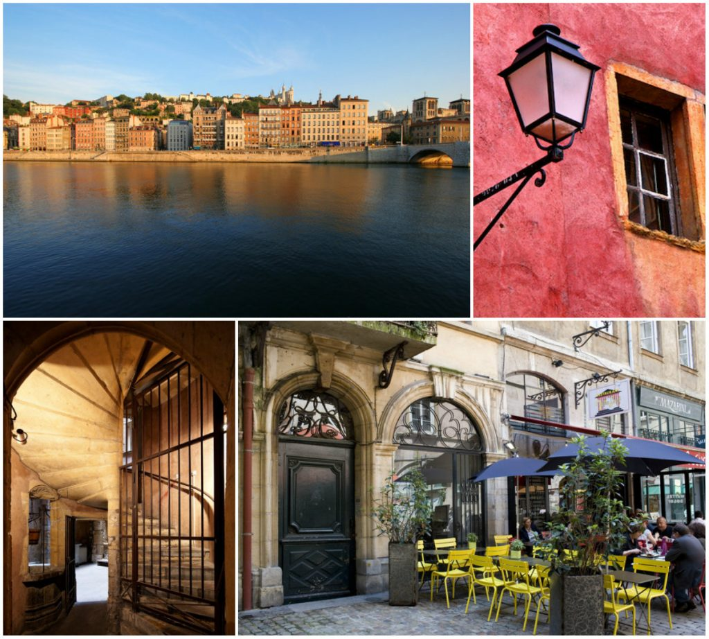 Lyon stedentrip weekend weg mooiste wijken Vieux-Lyon