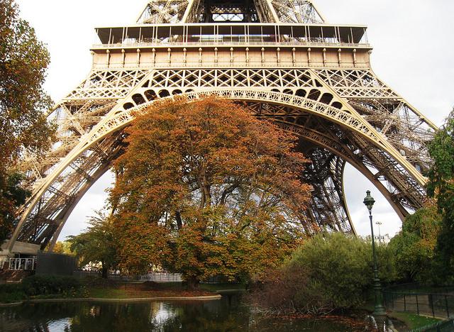 Parijs stedentrip weekend weg herfst najaar