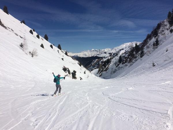 La Combe Les Sybelles Skigebied