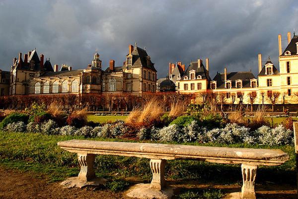 Mooiste kastelen Frankrijk kasteel top10 - Château de Fontainebleau (Ile-de-France)