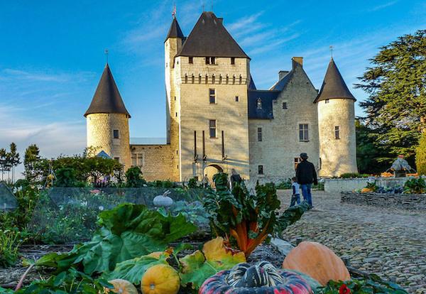 Mooiste kastelen Frankrijk kasteel top10 - Château de Rivau (Loirekasteel)