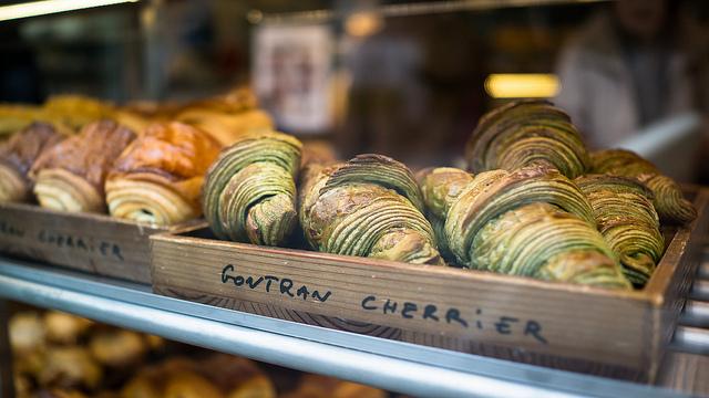 lekkerste eten in Parijs croissant
