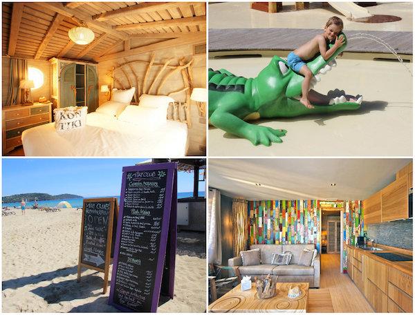 Glamping resort in Ramatuelle / Saint Tropez