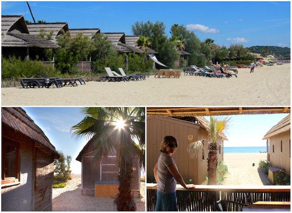 Vakantie hutten op resort La Toison d'Or
