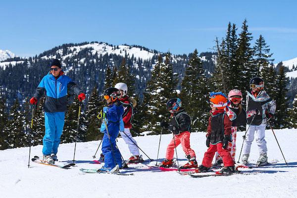 Gratis Nederlandstalige skilessen voor kinderen