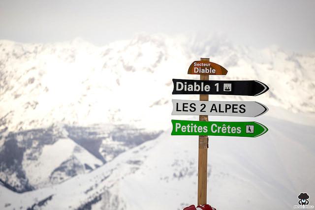 Franse wintersportnamen die wij verkeerd uitspreken Les DEux Alpes