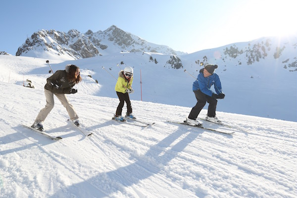 kids-ski-week in Tignes Franse Alpen