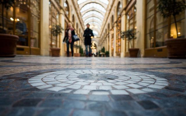 passage galerie viviennne parijs winkelen