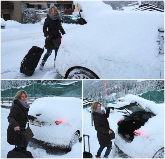 Auto huren van Geneve naar skigebied komen