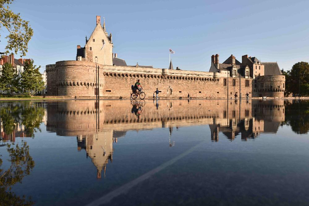Chateau de Ducs de Bretagne Nantes