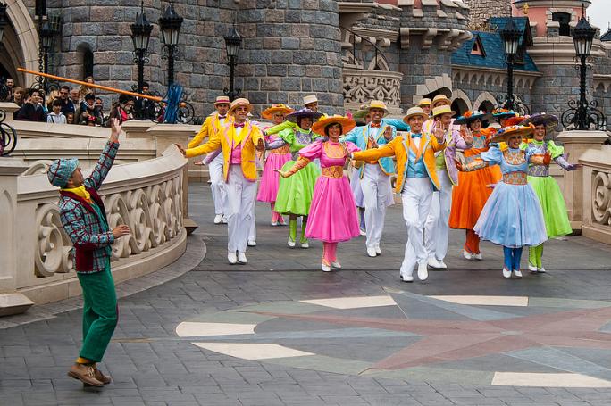 Disneyland Parijs best bewochte attracties