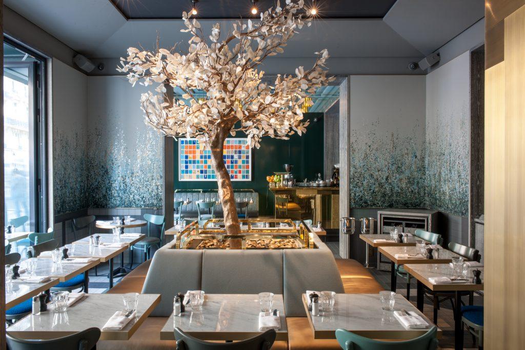 hip nieuw luxe hotel nolinski parijs brasserie
