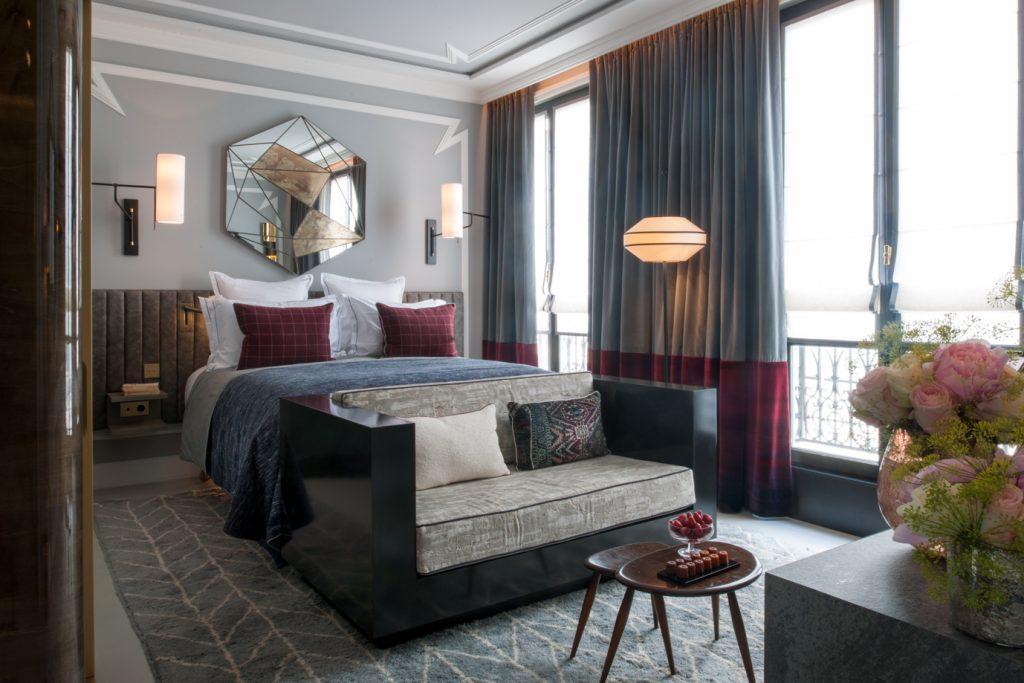hip nieuw luxe hotel nolinski parijs suite