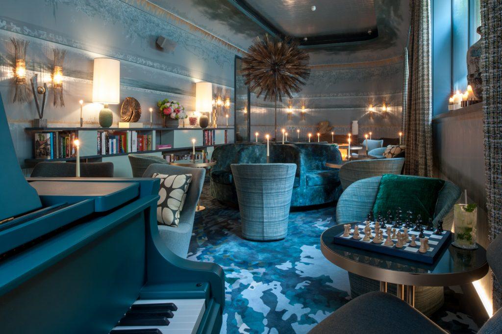 hip nieuw luxe hotel nolinski parijs salon