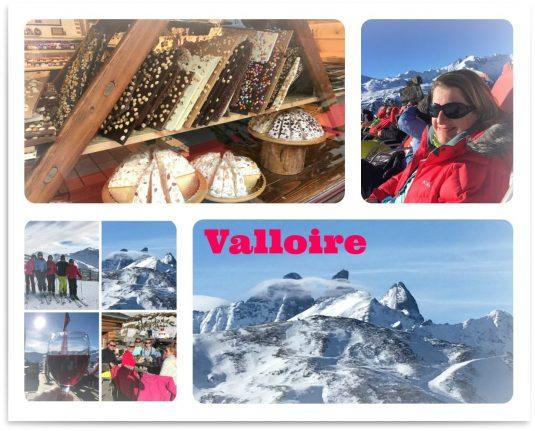 gezellig skidorp frankrijk Valloire