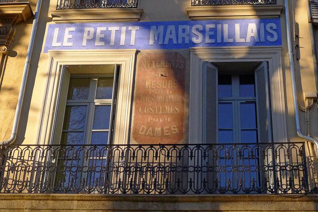 Provence balkon Aix-en-Provence