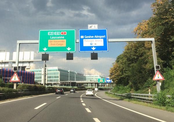 autohuur op de Franse kant van Geneve: hoe werkt het?