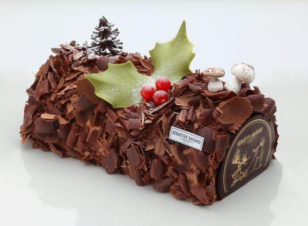 Kerst vieren in Frankrijk buche Sebastien Gaudard