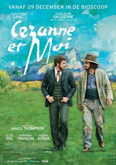 Franse bioscoopfilm Cézanne et moi Zola 2016 2017