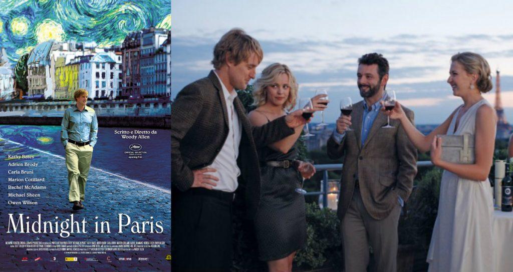 filmlocaties in Frankrijk