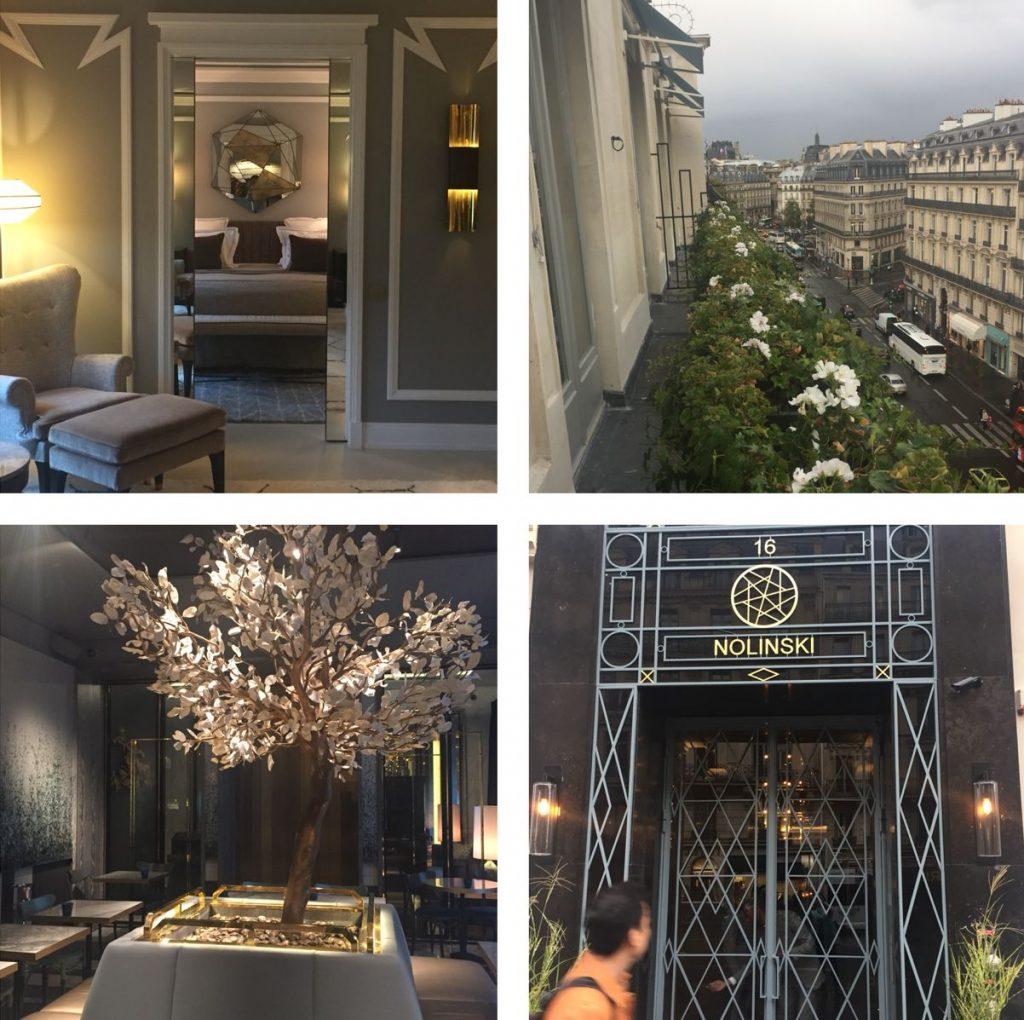 hip nieuw luxe hotel nolinski parijs