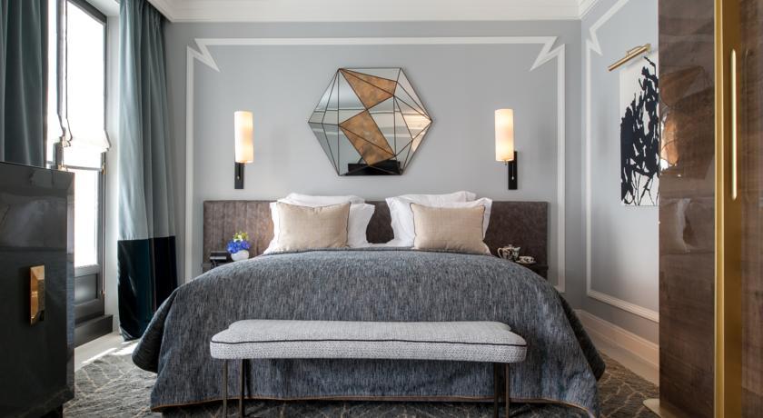 hip nieuw luxe hotel nolinski parijs kamer