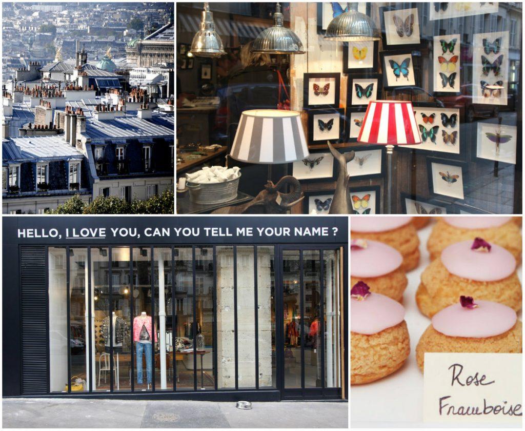 shoppen winkelen in parijs beste straten Montmartre Abbesses Rue des Martyrs