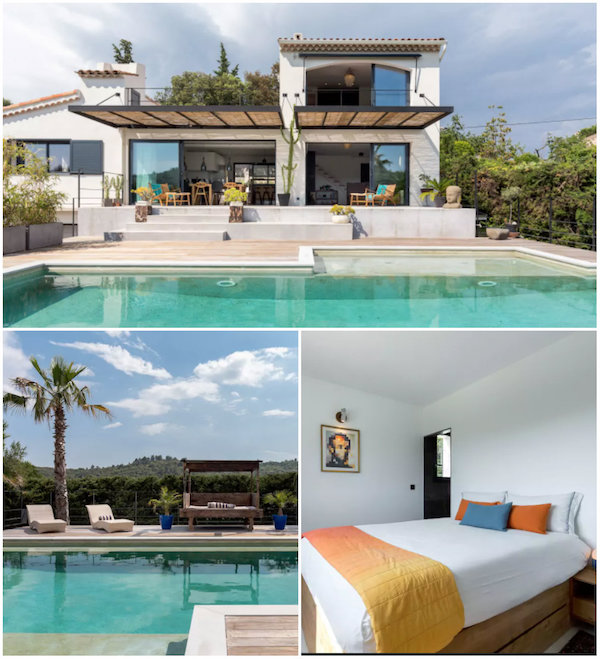 Villa te huur in Valbonnne Provence