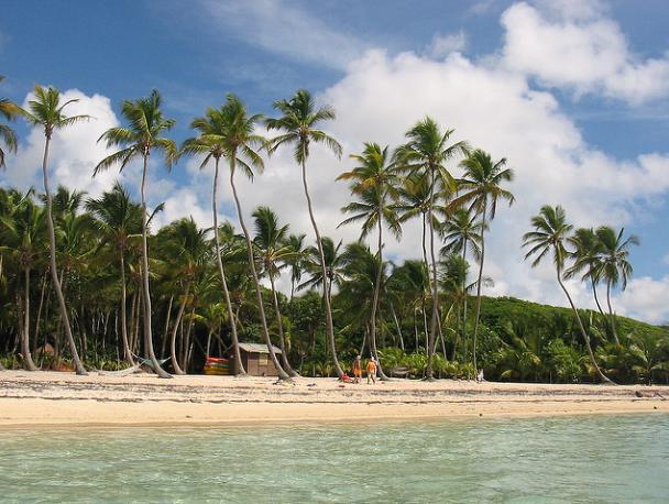 Mooiste exotische stranden Tahiti