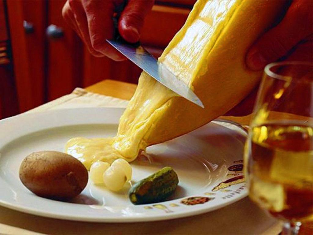 raclette kaas