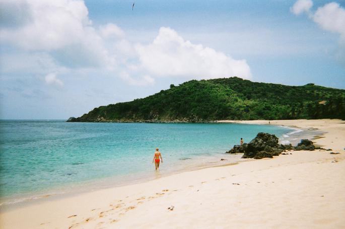 Mooiste exotische stranden Sint Maarten