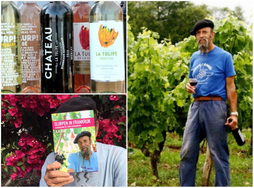 Ilja Gort Nederlandse wijnboer Bordeaux