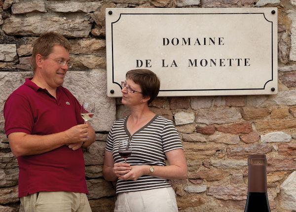Domaine de la Monette Nederlandse wijnboeren Bourgogne