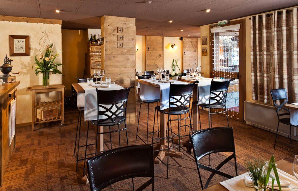 restaurant Les Trois Vallees Courchevel