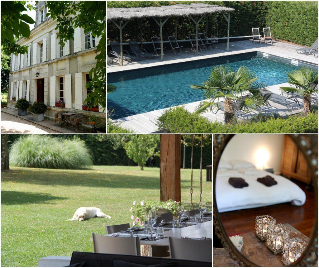 Gites bij Le Guinot Dordogne