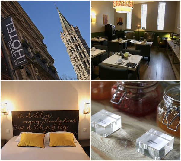 Hotel St Sernin in Toulouse, leuk en betaalbaar hotel